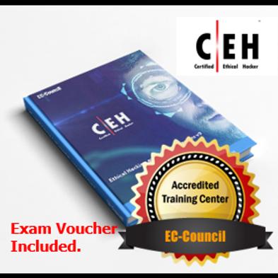 Official CEH v10 Blended Learning