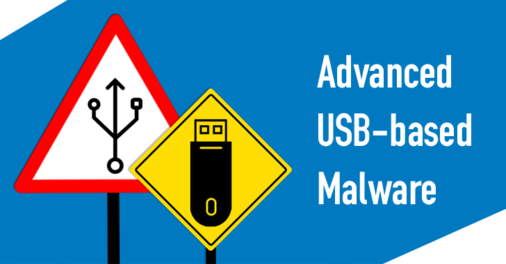 Think TWICE before using someones USB Flash Device