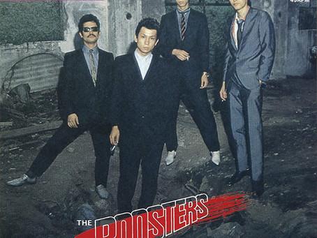 40年前の今日、1980年11月1日にザ・ルースターズはシングル「Rosie」でデビューした。
