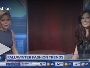 Fall Fashion 2016 Overview