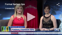 Formal Wear Fashion Trends