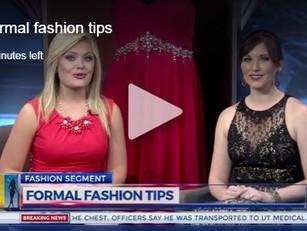 Formal Wear Fashion Trends