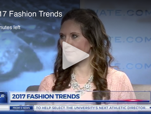 Fashion Expert Shares Trends to Start the NewYear