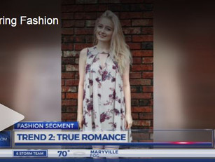Spring Into Style: Spring 2016 Fashion Trends