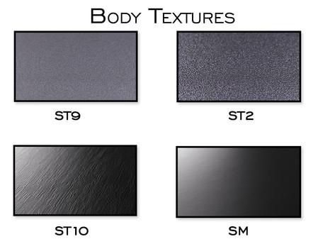 Body textures