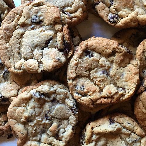 Chocolate Chunk Cookies (12 cookies)