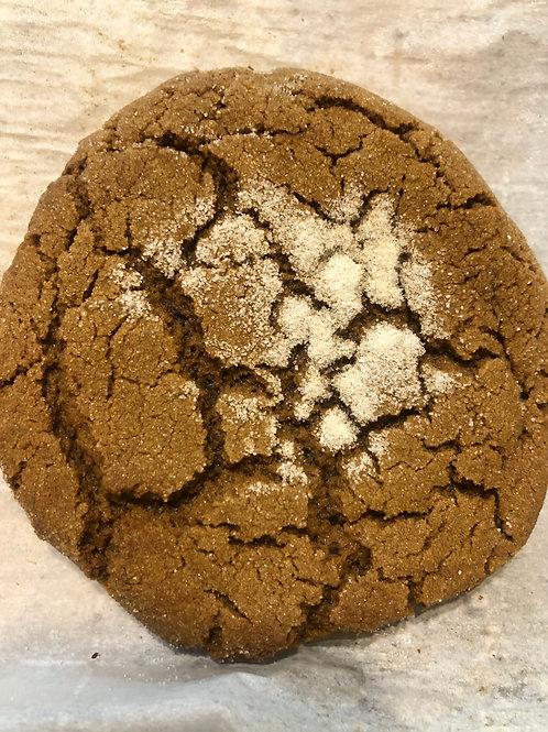 GINGER COOKIES (3 cookies)