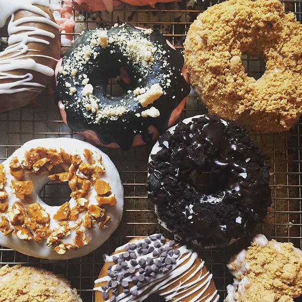 vegan donuts