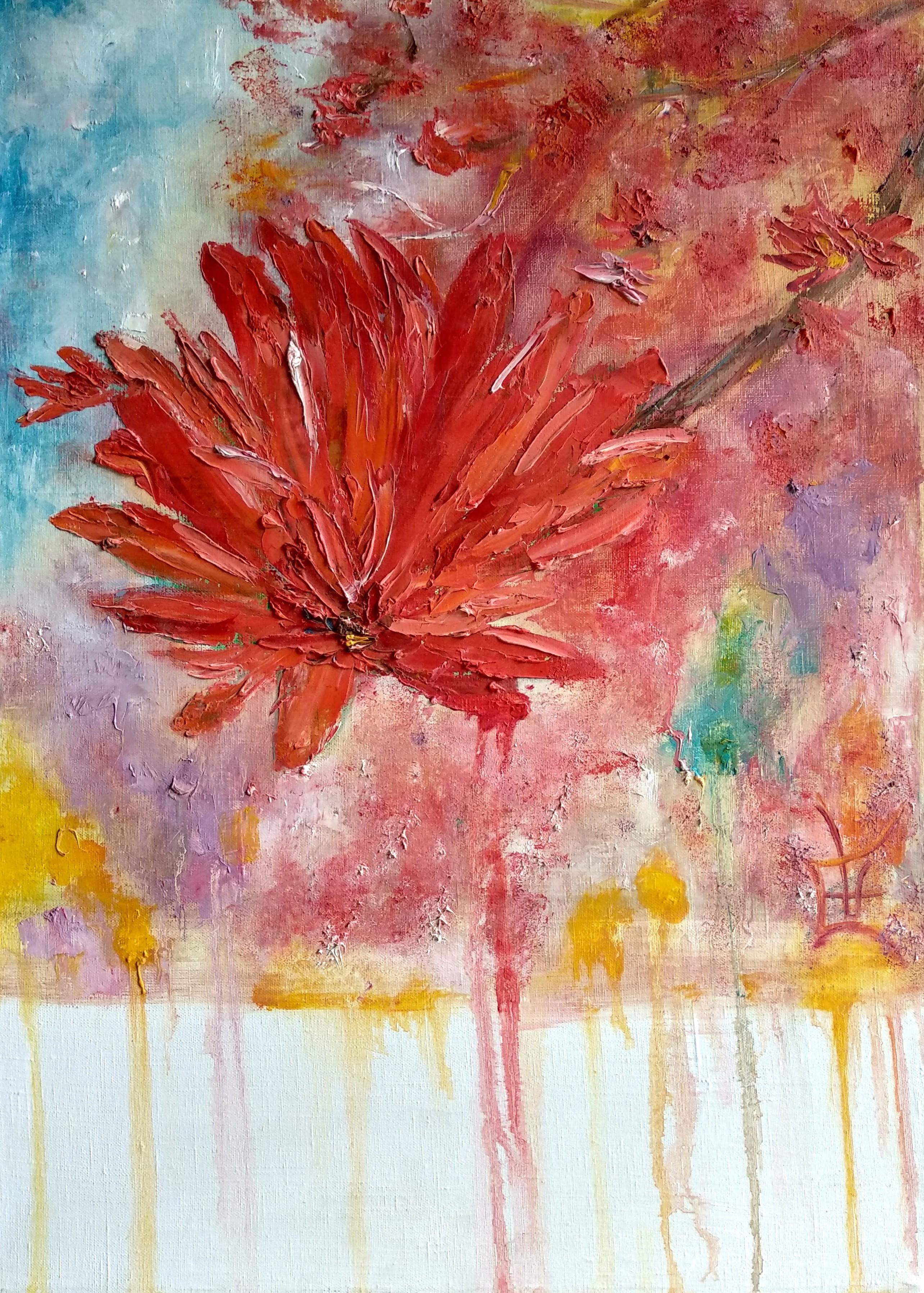 Cyprus Flower