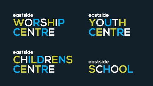 Eastside Ministry Sub-logos