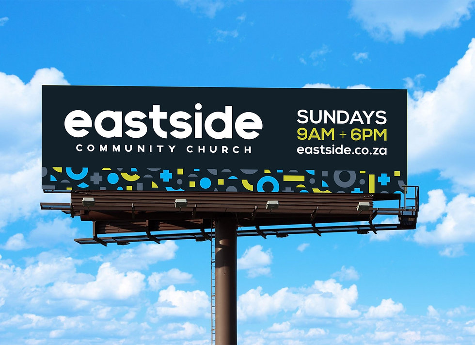 Eastside Billboard Mockup