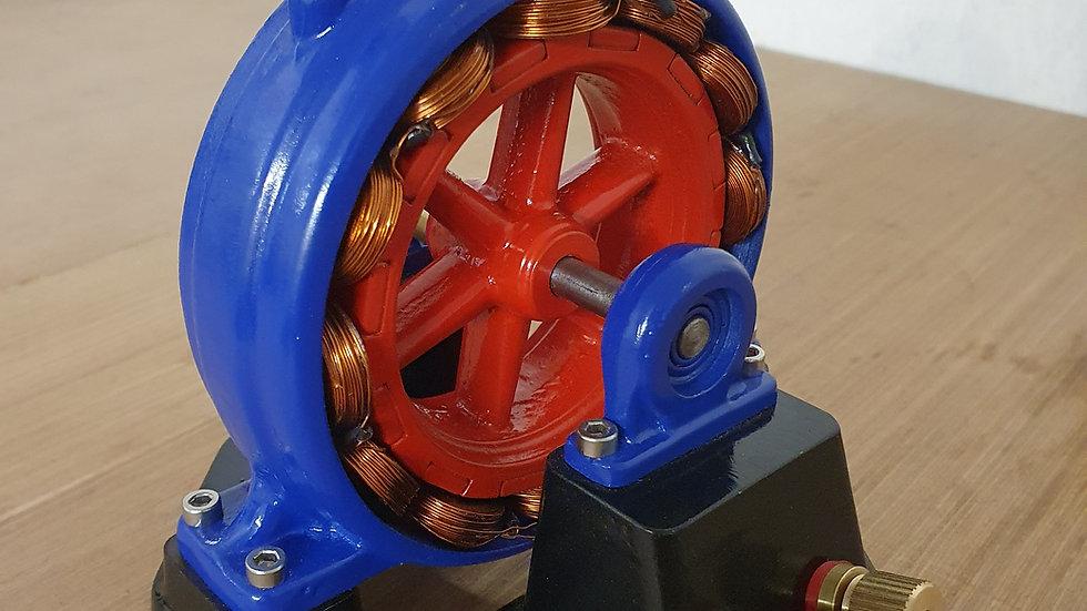 Model generator, castings kit.
