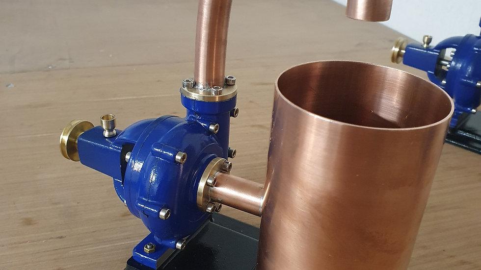 Working model pump.