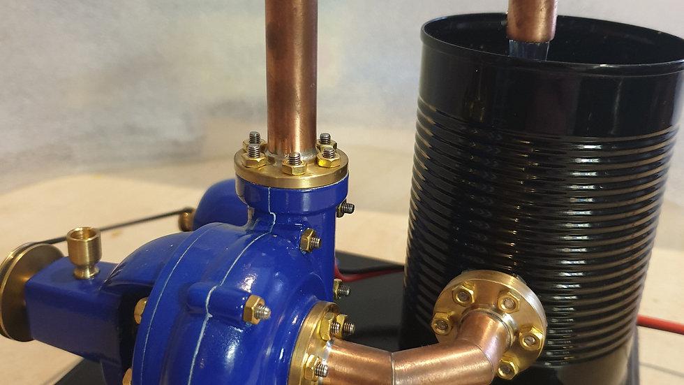 Centrifugal pump model kit