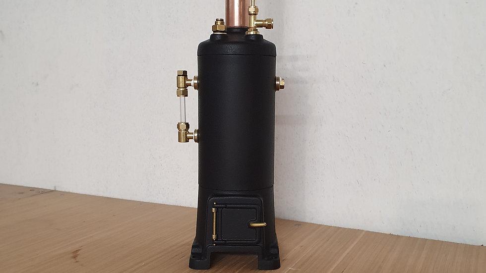 Boiler, working model.