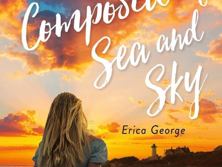 WORDS COMPOSED OF SEA AND SKY Book Review by Kalena Miller