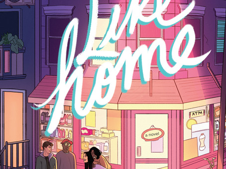 LIKE HOME Book Review by Joan F. Smith