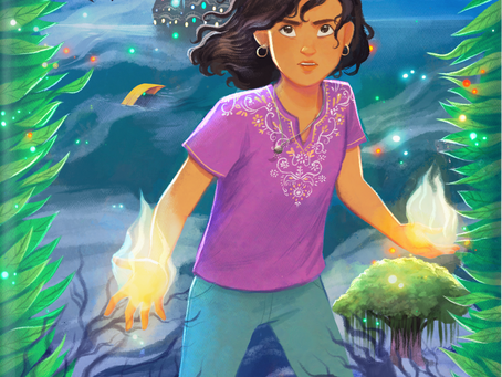 Book Birthday and Author Interview: Rea and the Blood of the Nectar by Payal Doshi