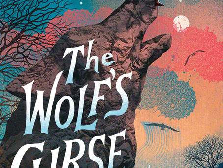 Book Birthday and Author Interview: THE WOLF'S CURSE by Jessica Vitalis
