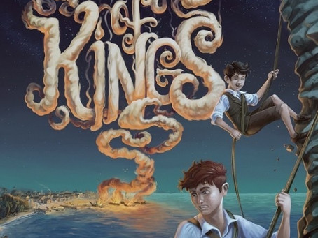 SEA OF KINGS Book Review by Andrea Wang