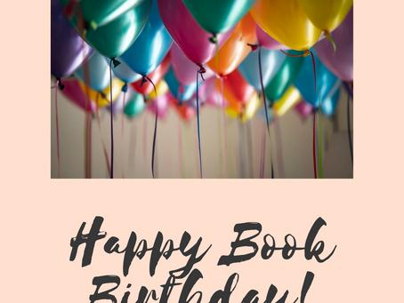 Book Birthday: WINGS OF EBONY by J. Elle