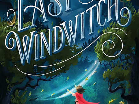 Book Birthday and Author Interview: THE LAST WINDWITCH by Jennifer Adam
