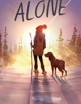 Book Birthday and Author Interview: ALONE by Megan E. Freeman
