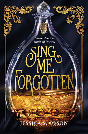 Sing Me Forgotten_Jessica S. Olson_Cover