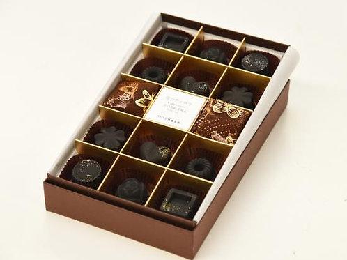 炭のチョコラ 〈脱臭 除湿 炭〉12個入り