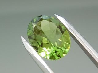 マントルは地球の宝石箱 46億年の神秘~ペリドット