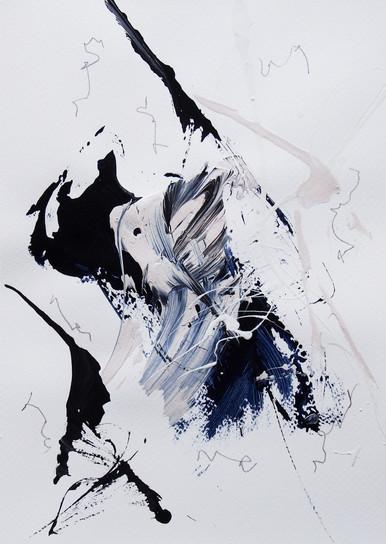 """""""Paperwork n.3 — Blue Velvet"""" // available with IdeelArt"""