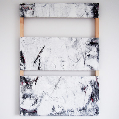 """""""Torn"""", 70x100 cm // available"""