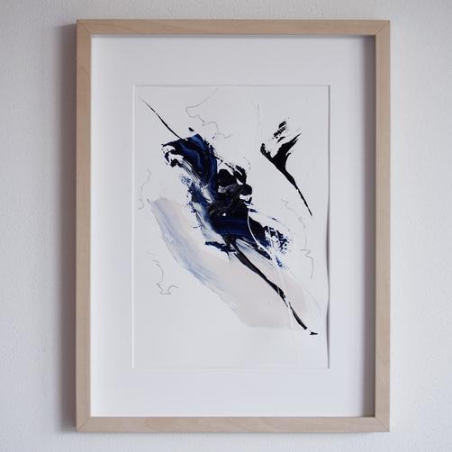 Paperwork n.5 — Blue Velvet