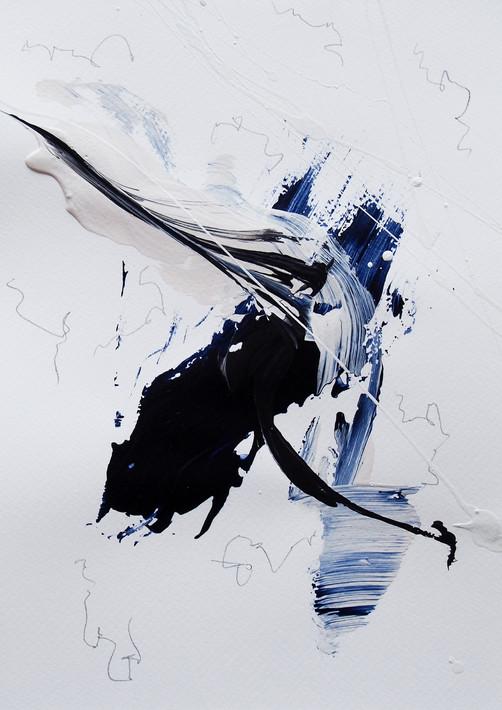 """""""Paperwork n.6 — Blue Velvet"""" // available"""