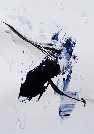 Paperwork n.6 — Blue Velvet // available