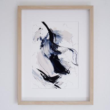 """""""Paperwork n.13 — Blue Velvet"""" // available with IdeelArt"""
