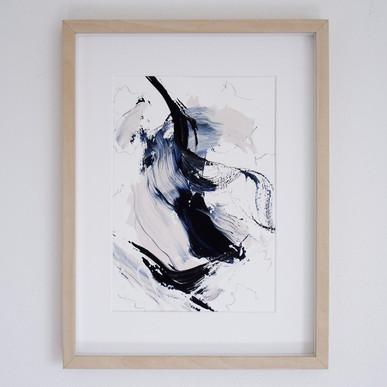 Paperwork n.13 — Blue Velvet // available