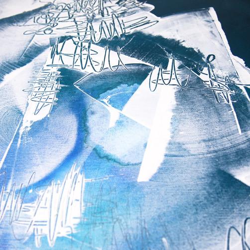 Untitled 7, IMPULSE series - detail