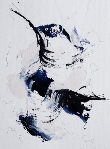 Paperwork n.10 — Blue Velvet // available