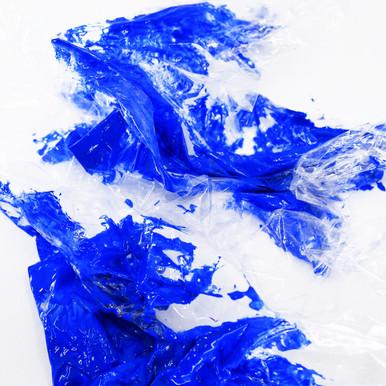 Process photo - plastic wrap