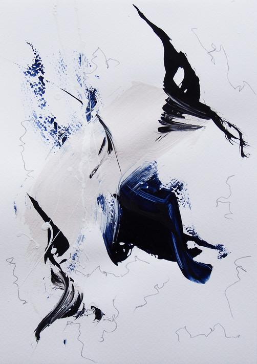 Paperwork n.7 — Blue Velvet