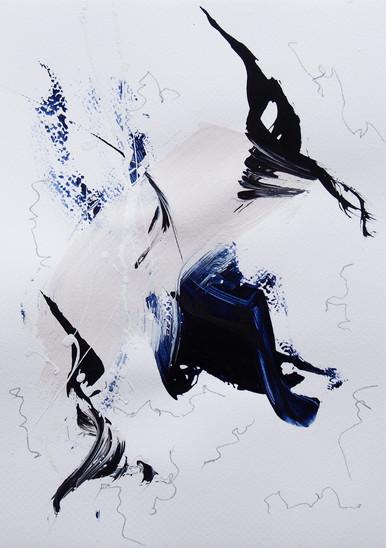 Paperwork n.7 — Blue Velvet // available