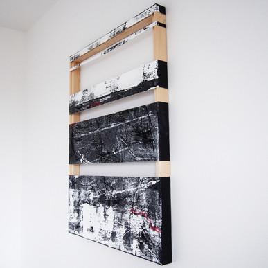 """""""Under The Radar"""", 60x80 cm // available"""