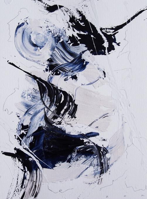 Paperwork n.8 — Blue Velvet