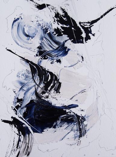 Paperwork n.8 — Blue Velvet // SOLD