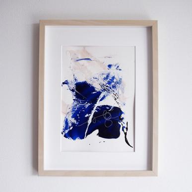 """""""Paperwork n. 15, Vesna series"""" // available"""
