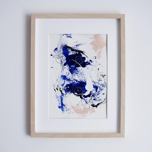 Paperwork n. 1 - framed
