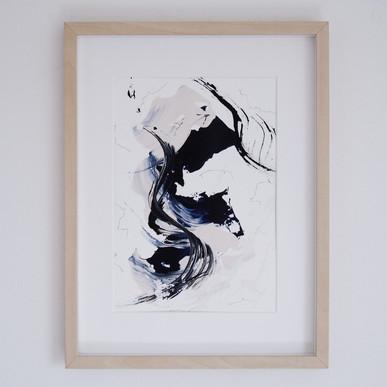 Paperwork n.11 — Blue Velvet // available