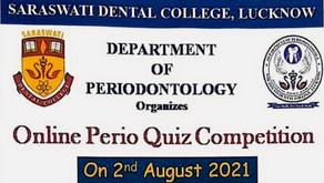 Online Perio Quiz Competition