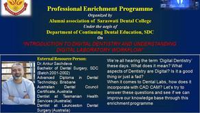 Introduction to Digital  Dentistry & Understanding Digital Laboratory Work Flow